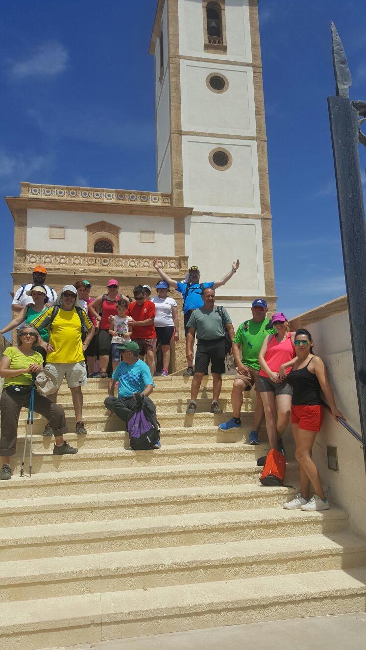 Camino mozarabe de santiago de almeria a granada etapa de for Oficina correos almeria