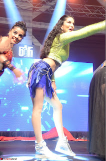 Sunny Leone Dancing on stage At Rogue Movie Audio Music Launch ~  108.JPG