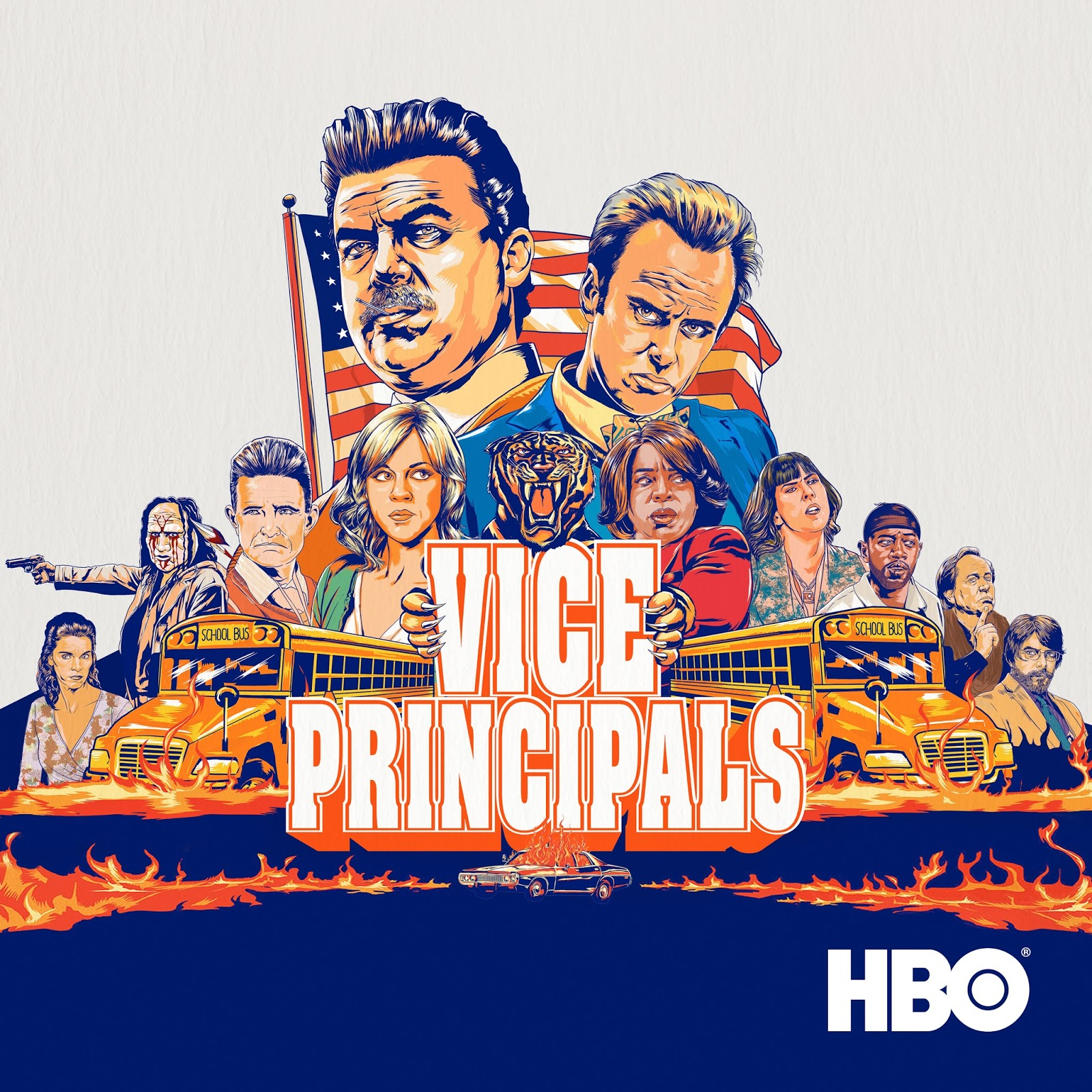 GIVEAWAY: Digital HD code for HBO's Vice Principals, season 2