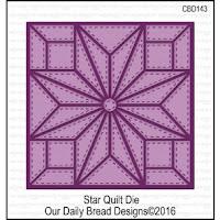 http://ourdailybreaddesigns.com/star-quilt-die.html