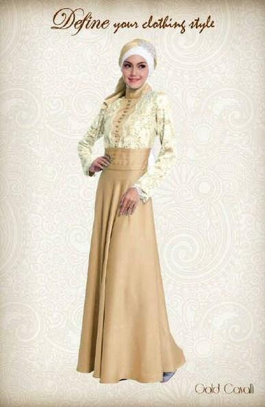 Model Baju Kebaya Muslim Untuk Lebaran Terbaru