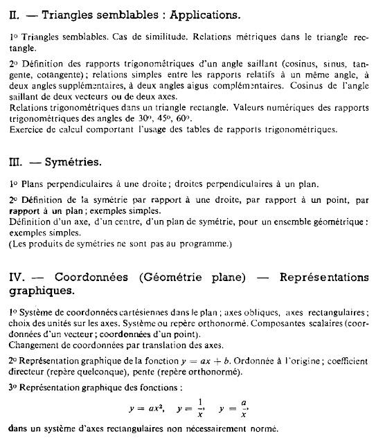 Les programmes de maths de 1882 à nos jours - Page 2 Programme%2Bde%2Bseconde%2B10%2Bjuin%2B1965%2Bc