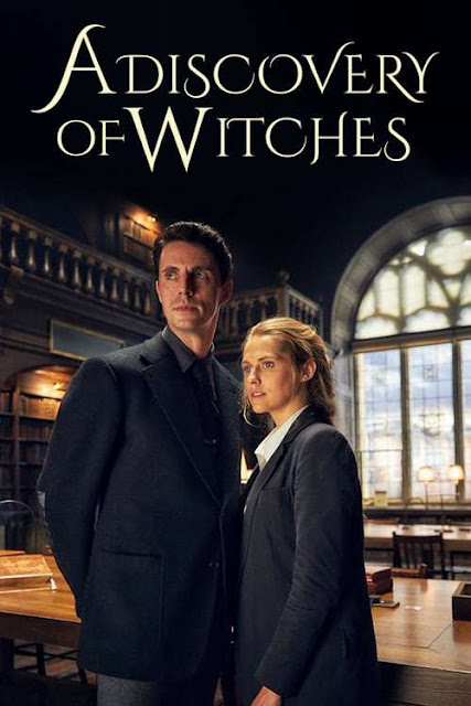 A Discovery of Witches - Episode 1.1 - Review: There is more to Oxford than scholars