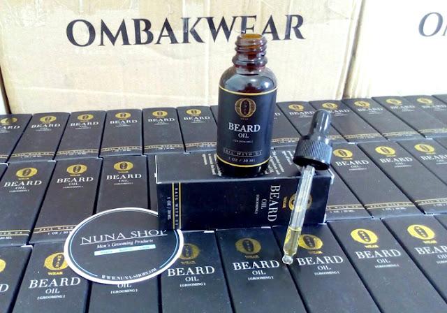 Distributor Obat Penumbuh Jenggot Ombak Beard Oil Indonesia Original Malaysia