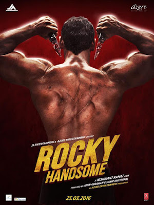 Rocky handsome 2016 watch hindi movie online(Trailler)