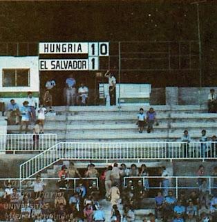 Hungría, El Salvador, 10-1, Mundiales, Copa del Mundo, Elche,