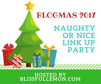 Blogmas: Naughty or Nice 2017 Join in!
