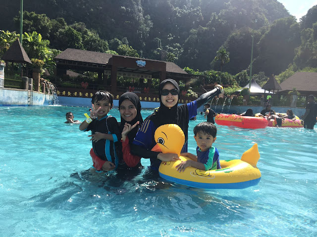 Trip To Lost World Of Tambun Part 2: Wet Land