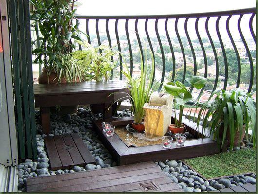balcon zen