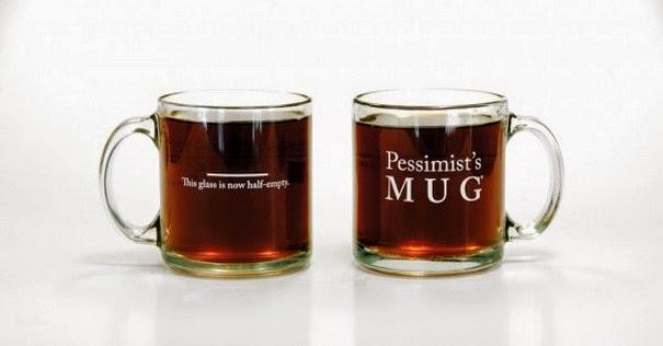 The Pessimist's Mug