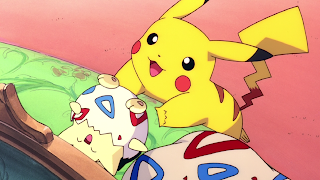 Pikachu Laptop Background