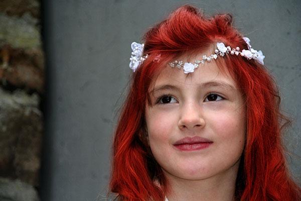 Merubah Warna Rambut Dengan GIMP