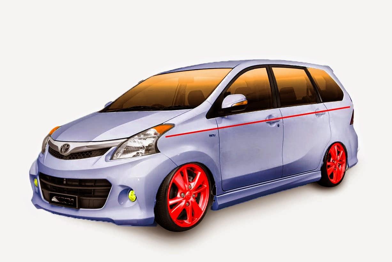 Berita Modifikasi Mobil Toyota  Otomotif Kumpulan Gambar