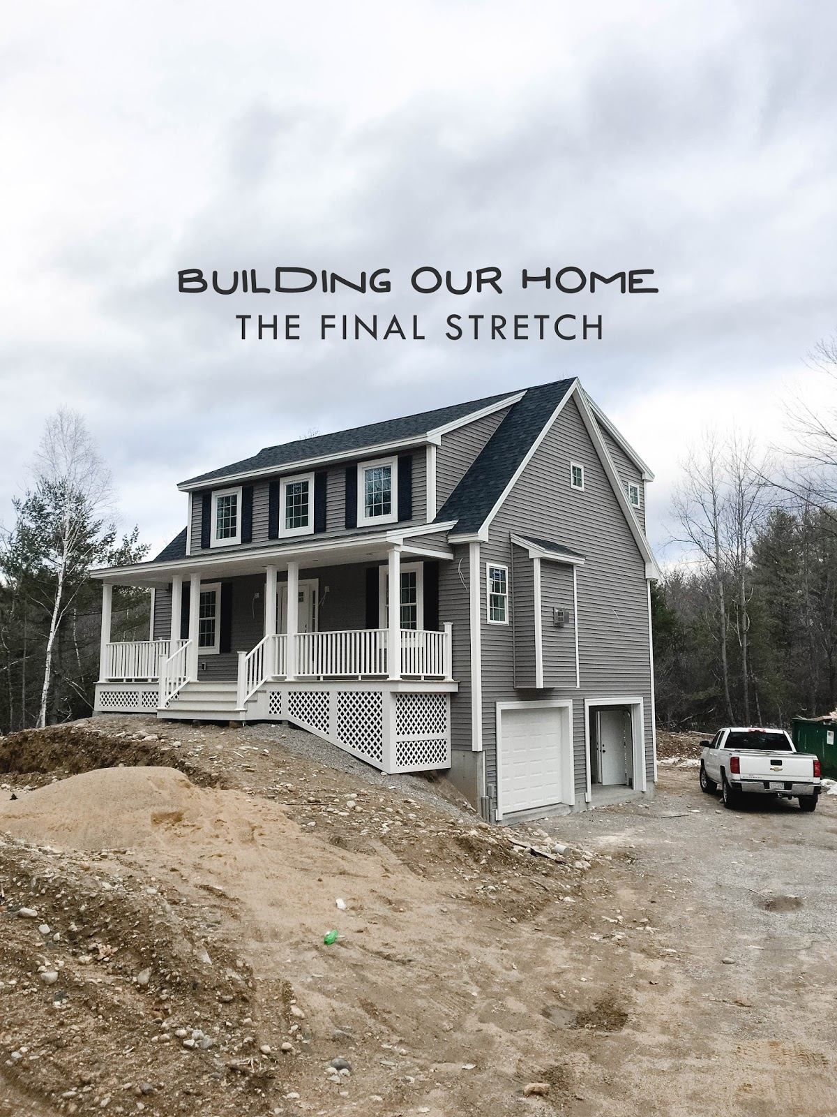 Building Our Home: The Final Stretch