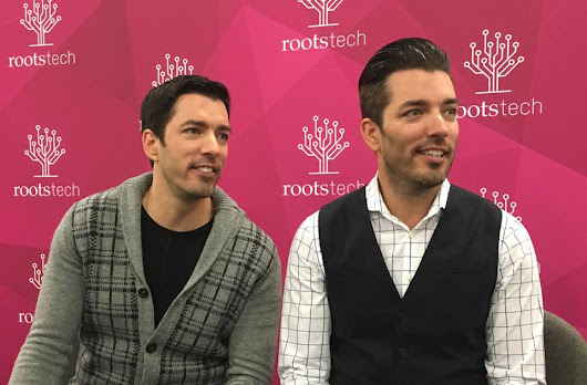 RootsTech keynote gets a renovation with the Property Brothers
