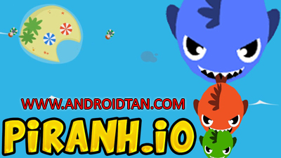 Download Piranh.io Mod Apk v1.2.1 (Unlimited Energy/Unlocked) Terbaru 2017