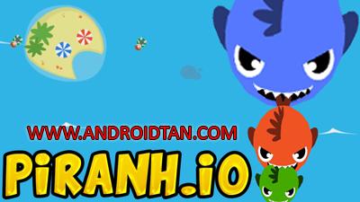Download Piranh.io Mod Apk v1.2.1 (Unlimited Energy/Unlocked) Terbaru 2017