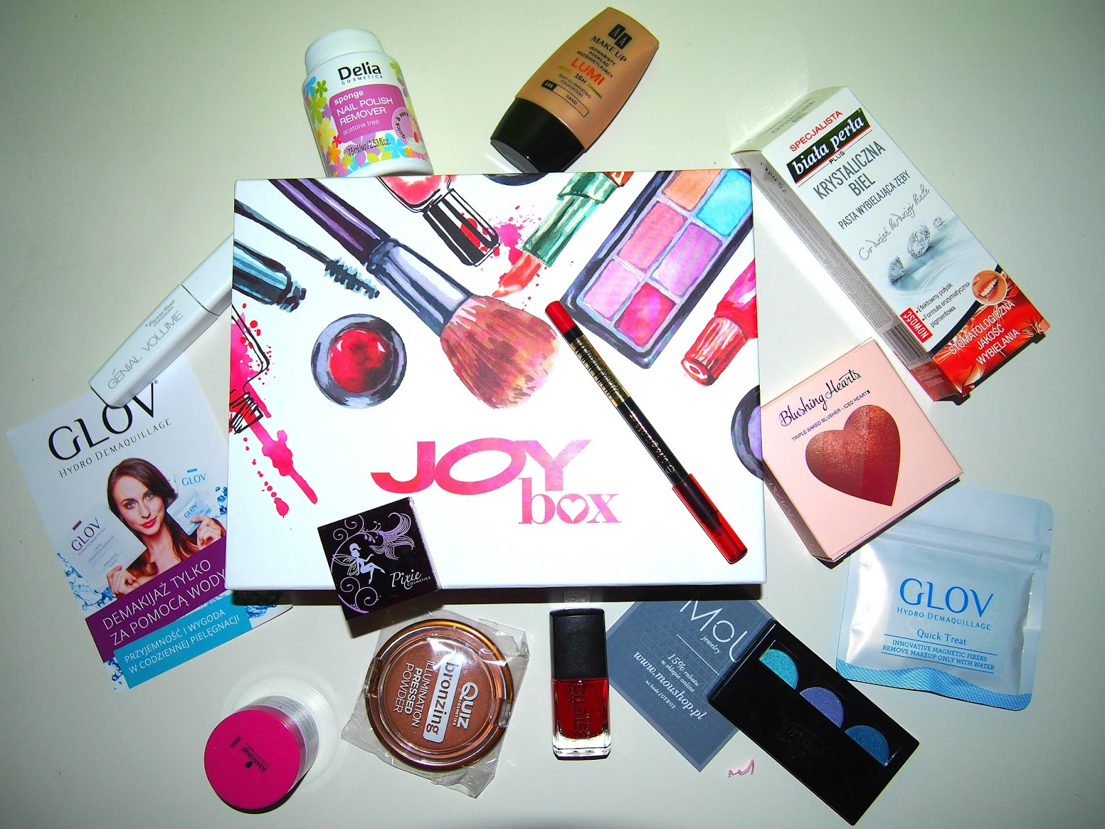 "Joy Box ""Make up"""