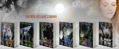 Wolves are coming! Upcoming release by Dianna Hardy