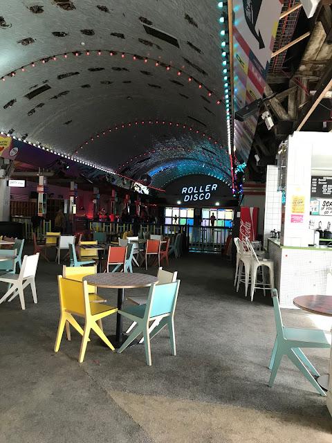 Roller Disco, Dreamland, Margate, Kent