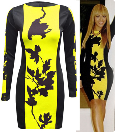Beyonce dress - FD Avenue