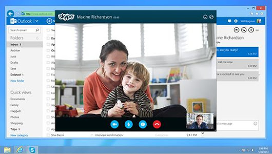Skype sees 3D video calling in its future ~ Technology
