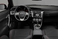 Scion tC Release Series 10.0 (2016) Dashboard