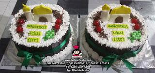 Kue Tart Blackforest Idul Fitri Lebaran Parcel