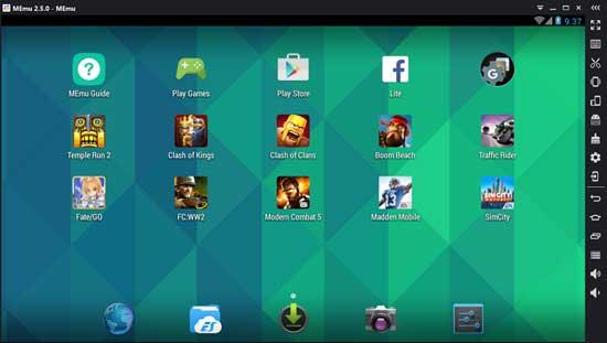Emulator Android Teringan Terbaik dan Terbukti