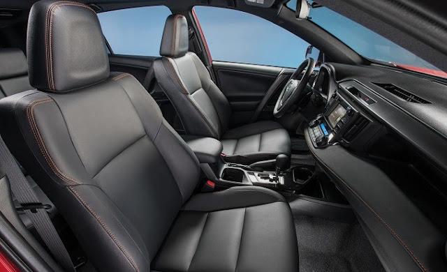 2017 Toyota RAV4 Review UK