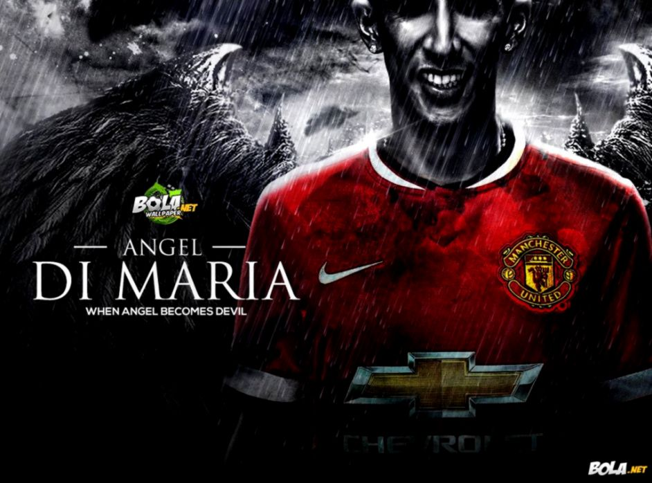 Angel Di Maria High Definition Wallpaper Wallpapers Gallery