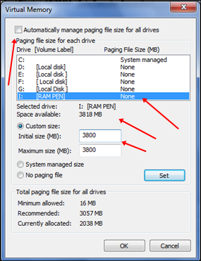 2-method-how to use your  Pendrive as  RAM for windows 7,8,10,xp-very easy  2015