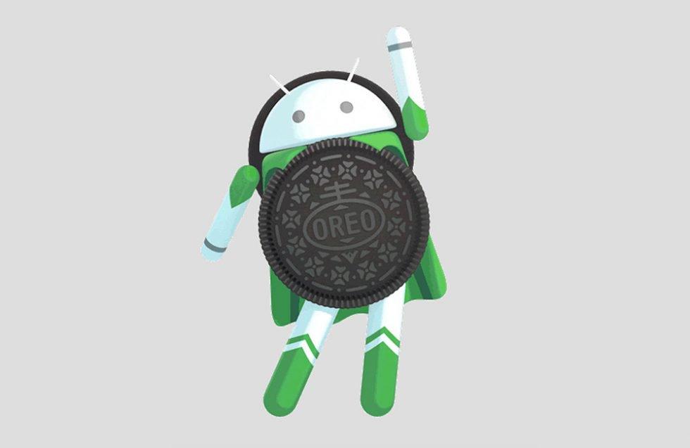 Android 8.0 Oreo Mascot