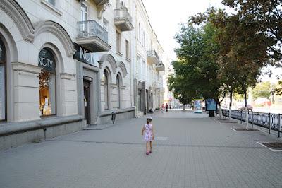 Путешествие на Азовское море. Часть1