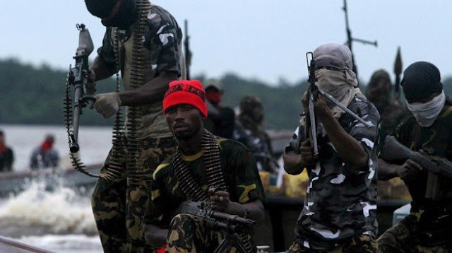 From Delta, militants storm Bayelsa, blow up pipeline