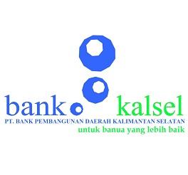 Logo PT Bank Pembangunan Daerah Kalimantan Selatan