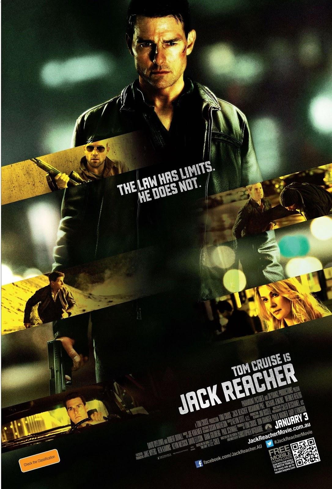 Nonton Film Jack Reacher (2012)