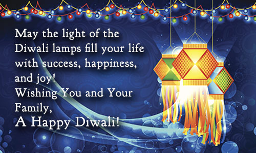 Happy Diwali Messages for Family