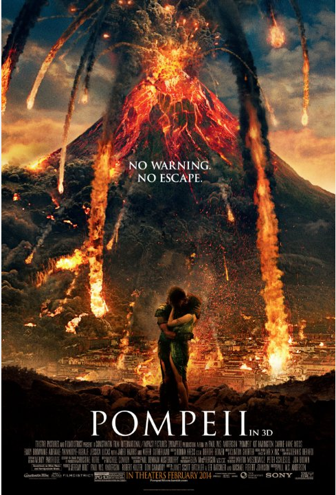 Pompeii Movie Review