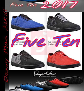 Five Ten Danny Mac Askill 2017