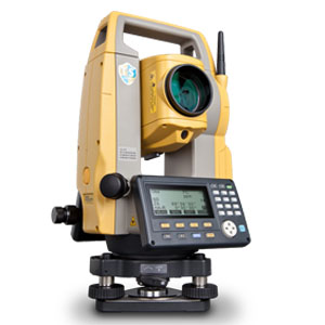 Jual total station topcon