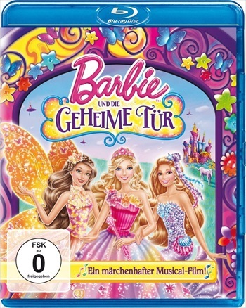 Barbie And The Secret Door 2014 Dual Audio Hindi 480p BluRay – 300mb
