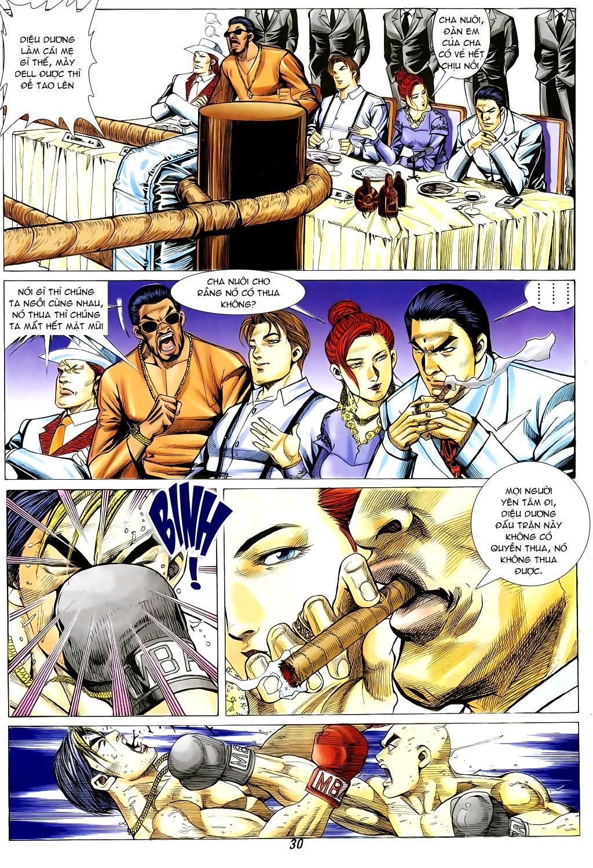 Người Trong Giang Hồ chapter 328 trang 29
