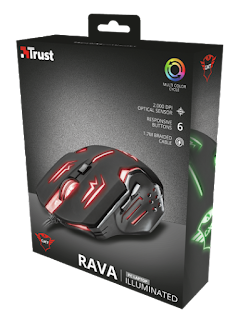 MOUSE GIOCO GAMING TRUST 22090 GXT 108