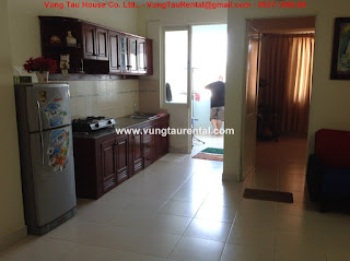 Apartment for rent in Vung Tau - NhaVungTau.vn