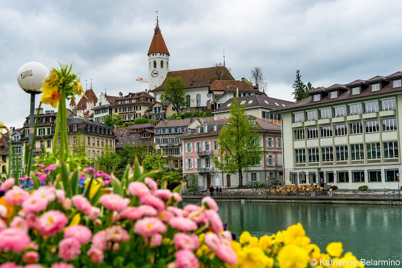 Thun Four Days in Interlaken and the Swiss Alps