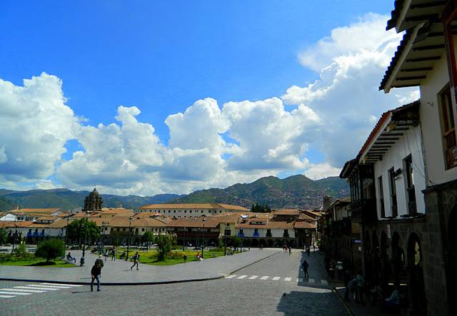 Praça de Armas de Cusco, Peru