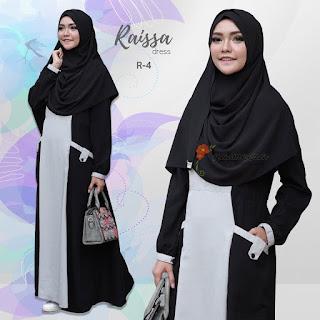 Gamis Yasmeera Raisa Dress R-4