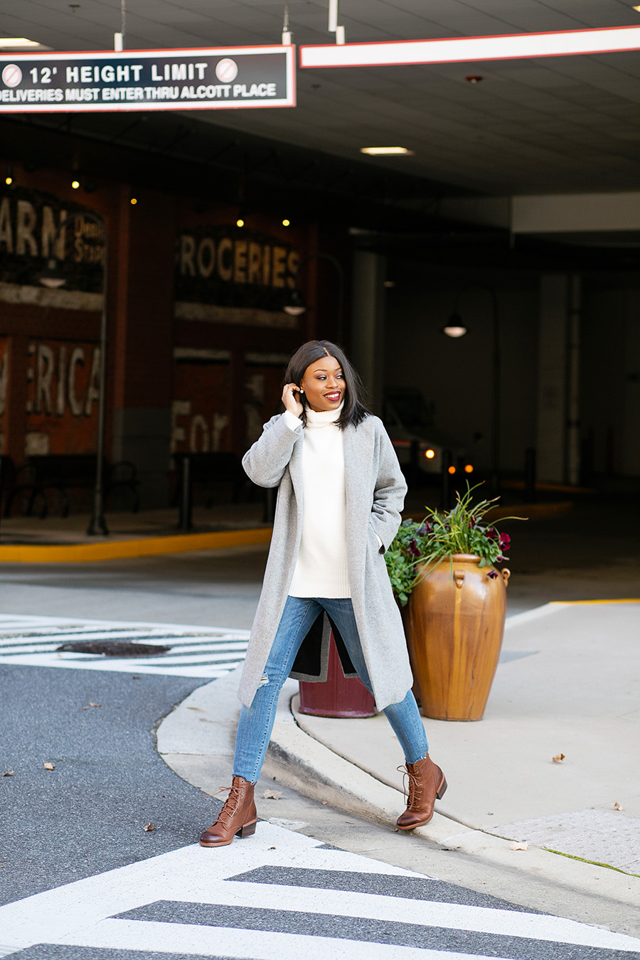 casual and comfortable holiday look, timberland boots, www.jadore-fashion.com