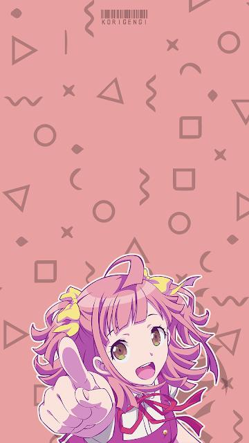 Asagaya Minoa - Animegataris Wallpaper